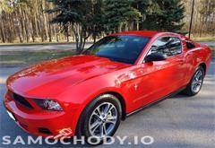 ford z województwa mazowieckie Ford Mustang Śliczny 3.7 benzyna 308KM automat z USA