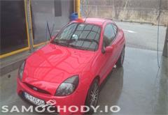ford puma z województwa mazowieckie Ford Puma 125 KM , LPG ,Klimatyzacja