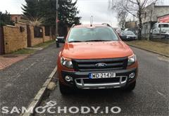 ford z województwa śląskie Ford Ranger 4x4 , Filtr cząstek stałych , full wyposażenie
