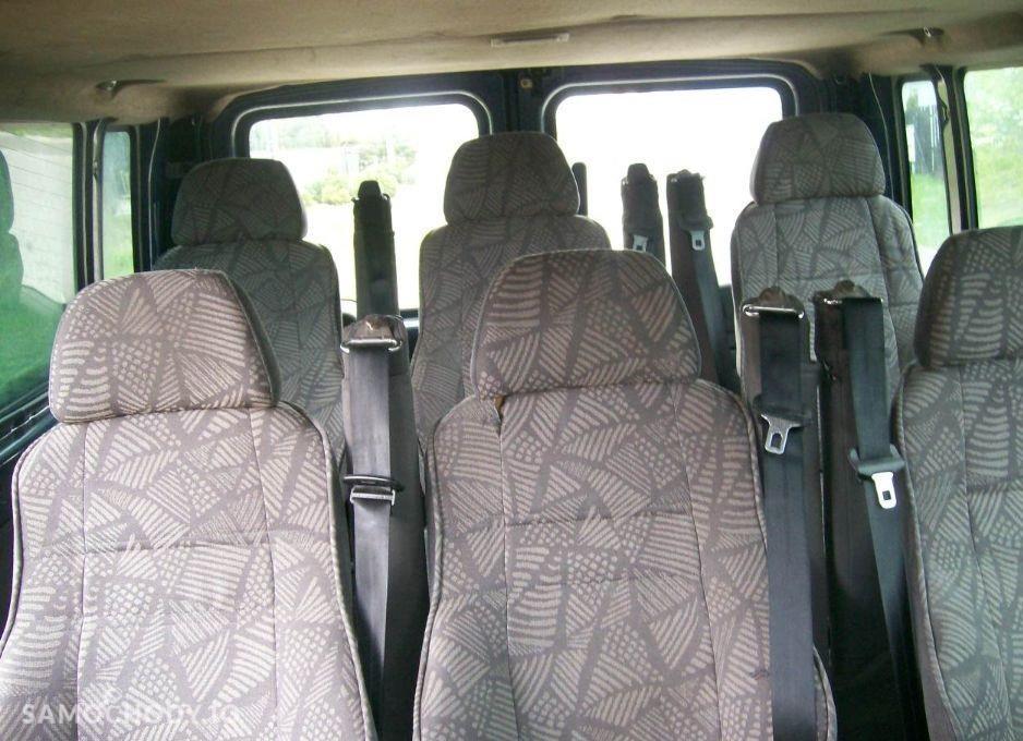 Ford Transit V (2000-2006) 9-osobowy , I właściciel ,  diesel 4