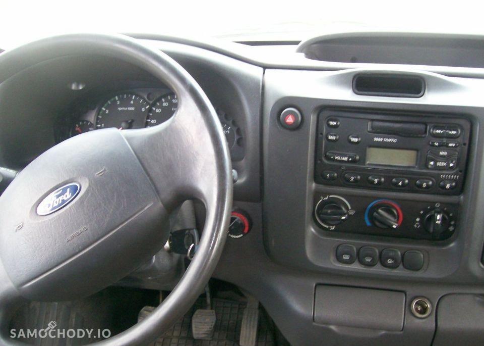 Ford Transit V (2000-2006) 9-osobowy , I właściciel ,  diesel 2
