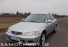 honda z województwa wielkopolskie Honda Accord VI (1998-2002) 1.8 VTEC 136KM udokumentowany