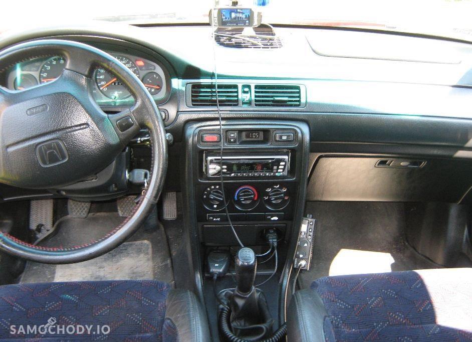 Honda Aerodeck 250 KM , skóra , przyciemniane szyby 2
