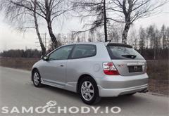 z miasta sławków Honda Civic VII (2001-2006) Benzyna 1.4 90KM 2005r.
