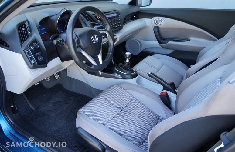 Honda CR-Z HYBRYDA , ŚWIATŁA LED , I właściciel 4
