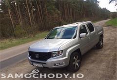 honda z województwa wielkopolskie Honda Ridgeline niski przebieg , 4x4 , full wyposażenie