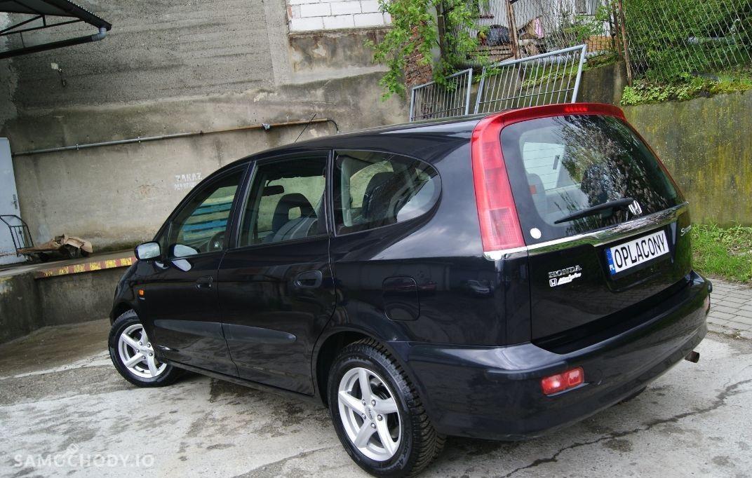 Honda Stream 7-osobowa, minivan , 125 KM  4