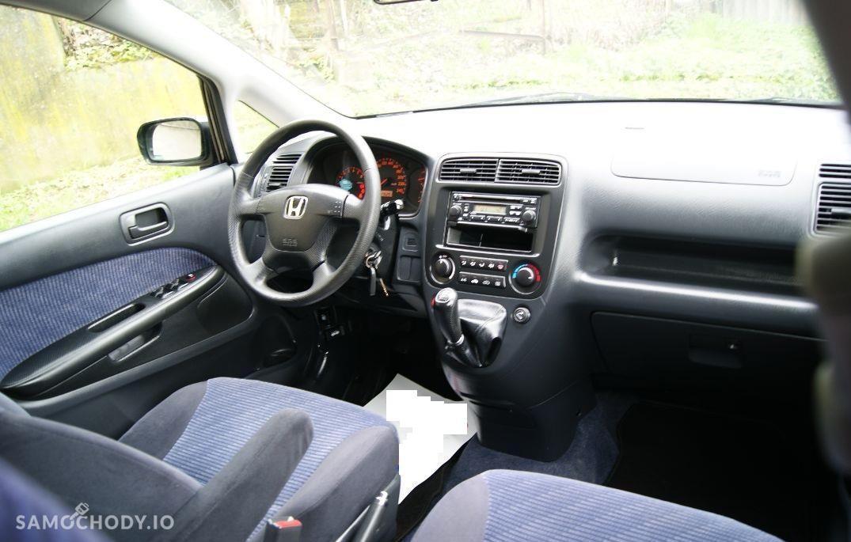 Honda Stream 7-osobowa, minivan , 125 KM  2