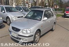 hyundai z województwa małopolskie Hyundai Accent 86 KM , klima , dodatkowy kompley opon
