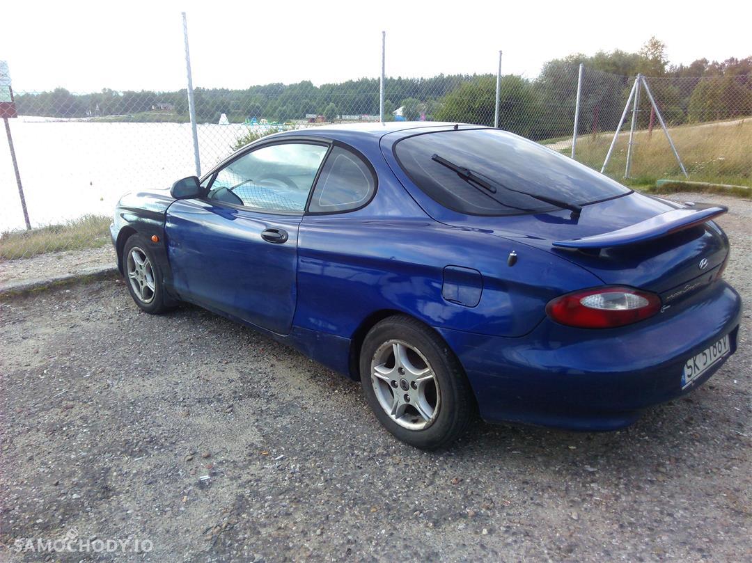 Hyundai Coupe 1.6L, 116KM Benzyna +LPG Godny uwagi, drugiego takiego nie będzie! 4