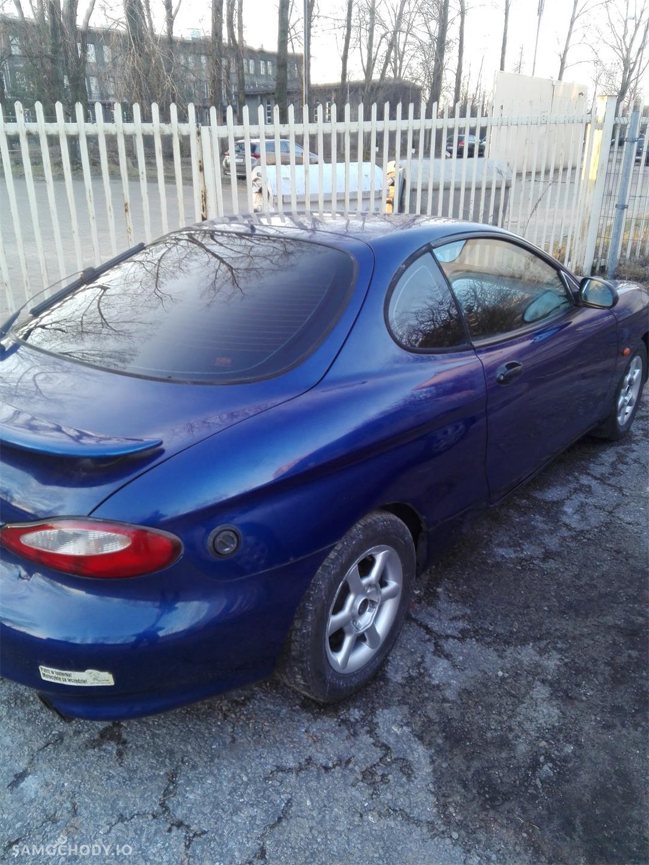 Hyundai Coupe 1.6L, 116KM Benzyna +LPG Godny uwagi, drugiego takiego nie będzie! 7