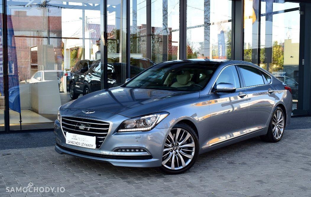 Hyundai Genesis niski przebieg , z polskiego salonu , 4x4 1