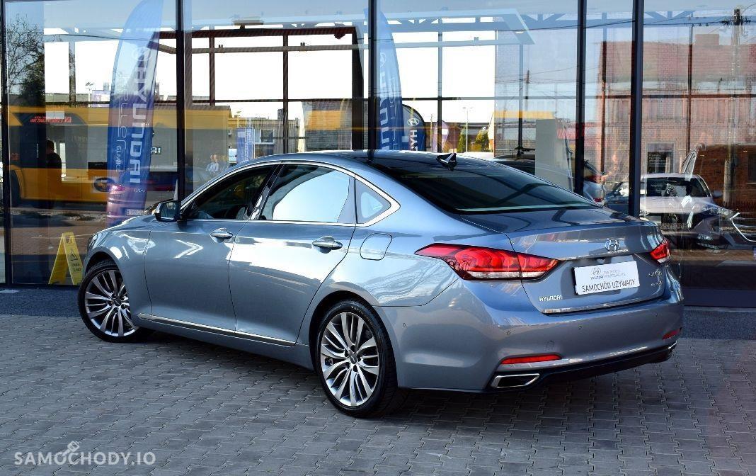 Hyundai Genesis niski przebieg , z polskiego salonu , 4x4 4