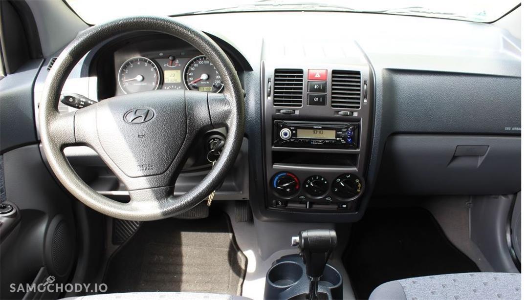 Hyundai Getz klima , opłacony , 105 KM  2