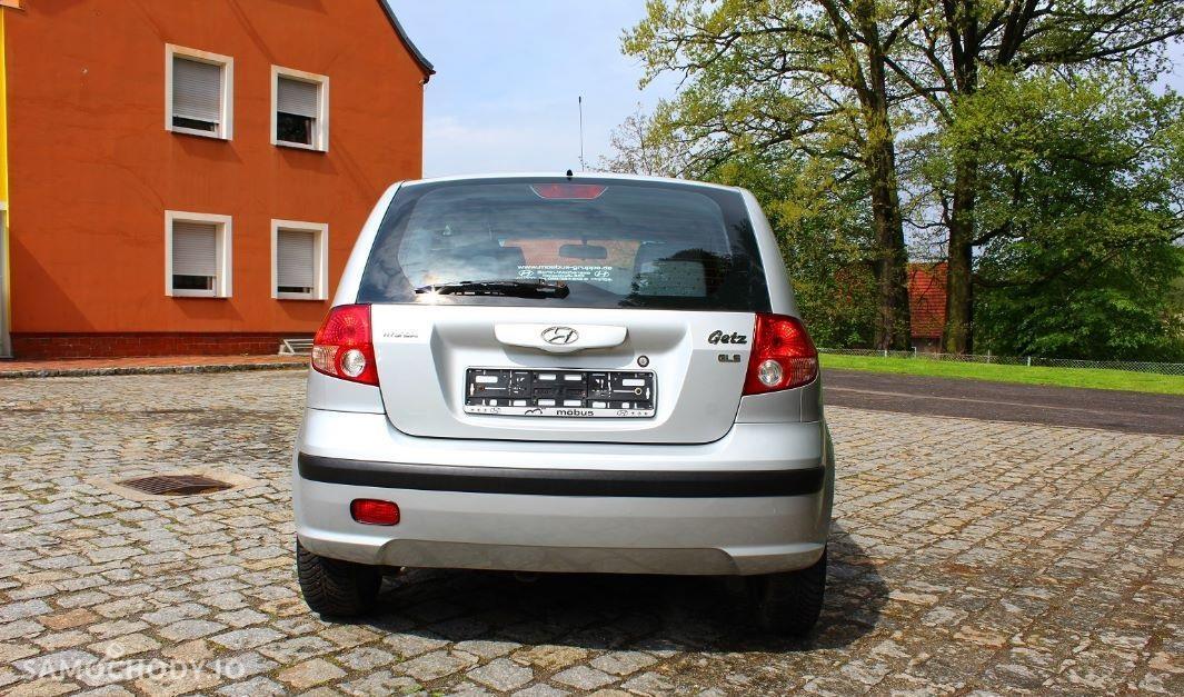 Hyundai Getz klima , opłacony , 105 KM  4