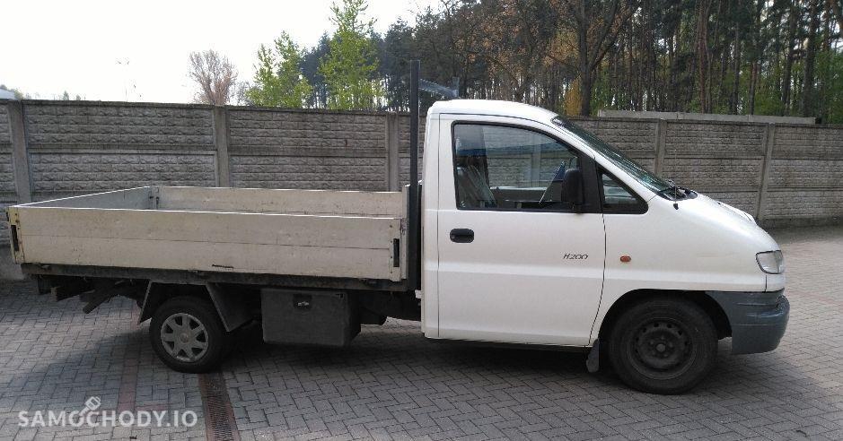 Hyundai H200 samochód dostawczy , bezwypadkowy , 3-osobowy 2