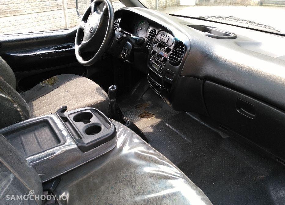 Hyundai H200 samochód dostawczy , bezwypadkowy , 3-osobowy 4
