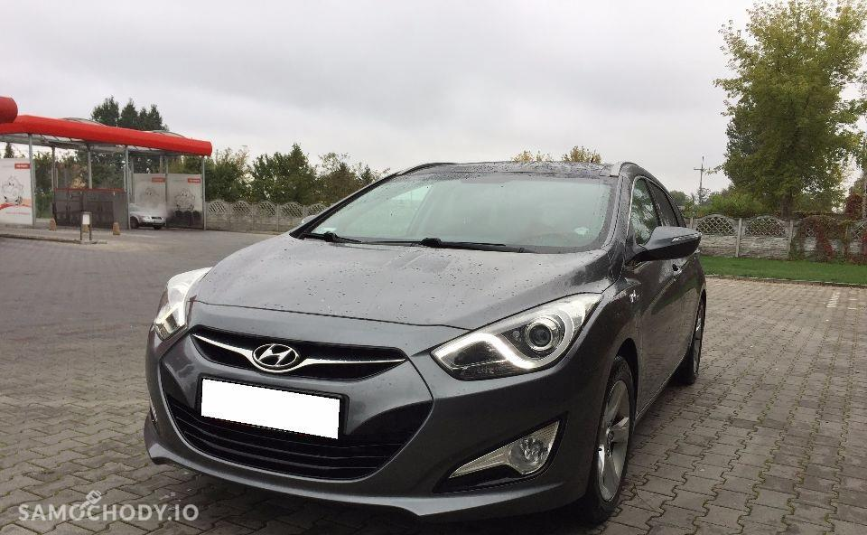 Hyundai i40 1.7CRDi Navi Kamera Tempomat Start/Stop Keyless 1