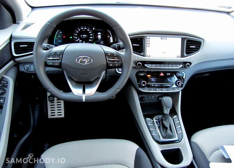 Hyundai IONIQ automat , I właściciel , xenony 4