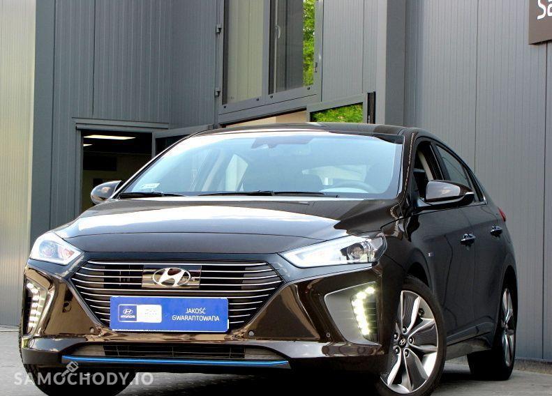 Hyundai IONIQ automat , I właściciel , xenony 1