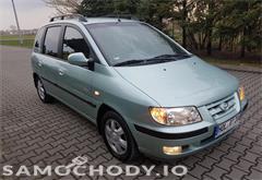 hyundai matrix Hyundai Matrix Relingi Alusy 2003r. Przebieg:157000