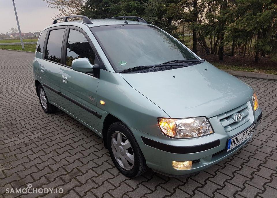 Hyundai Matrix Relingi Alusy 2003r. Przebieg:157000 1