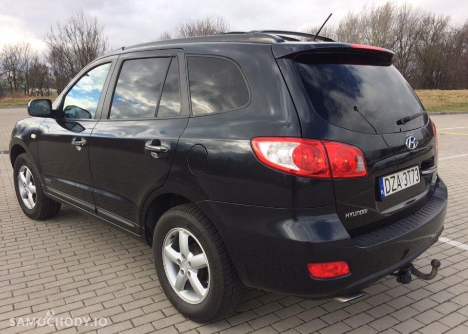 Hyundai Santa Fe II (2006-2012) Skóra Hak Alufelgi 2008r. 2