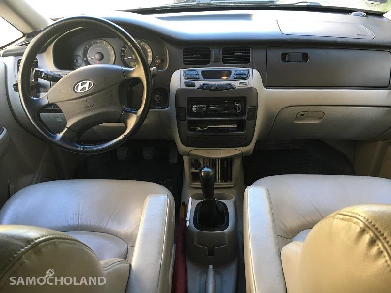 Hyundai Trajet Pierwszy właściciel, zadbany, mały przebieg 16
