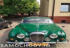 jaguar z województwa śląskie Jaguar MK II Zarejestrowany jako zabytek , AUTOMAT , 1969 r.