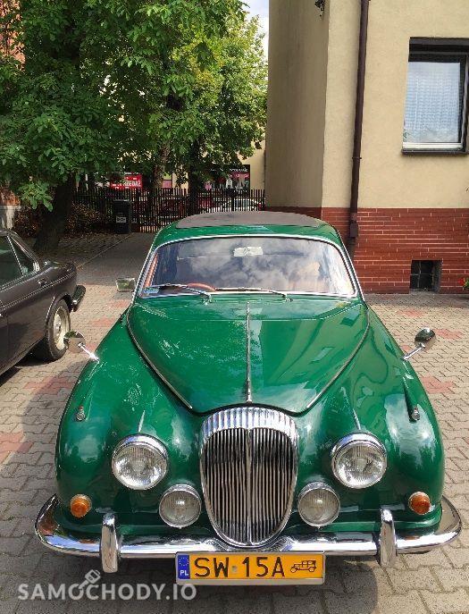 Jaguar MK II Zarejestrowany jako zabytek , AUTOMAT , 1969 r.  1
