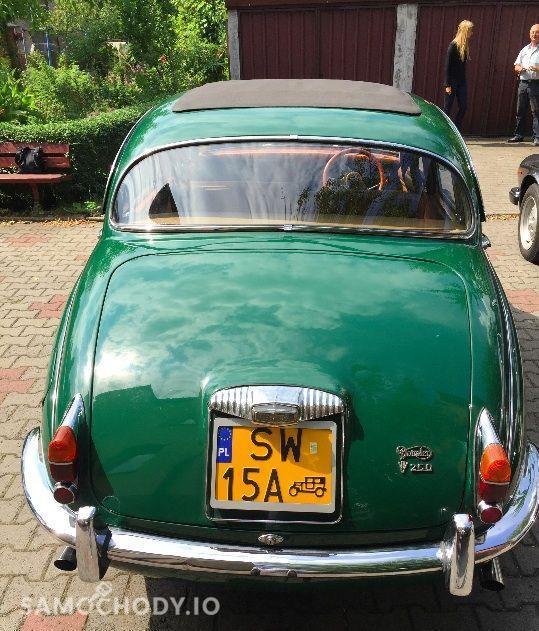 Jaguar MK II Zarejestrowany jako zabytek , AUTOMAT , 1969 r.  2