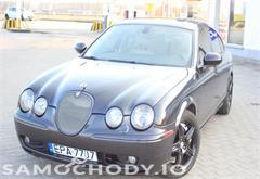 jaguar s-type r 400 km , xenony , skóra , szyberdach