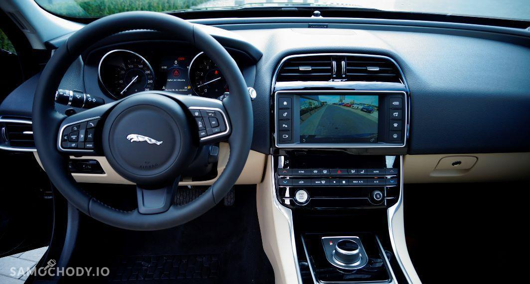 Jaguar XE nowy , automat , system start stop 4