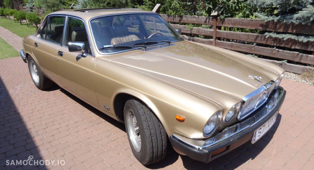 Jaguar XJ12 skóra , bezwypadkowy , 298 KM 1