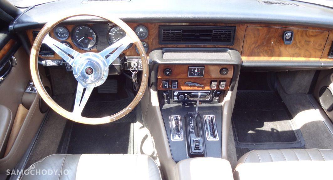 Jaguar XJ12 skóra , bezwypadkowy , 298 KM 4