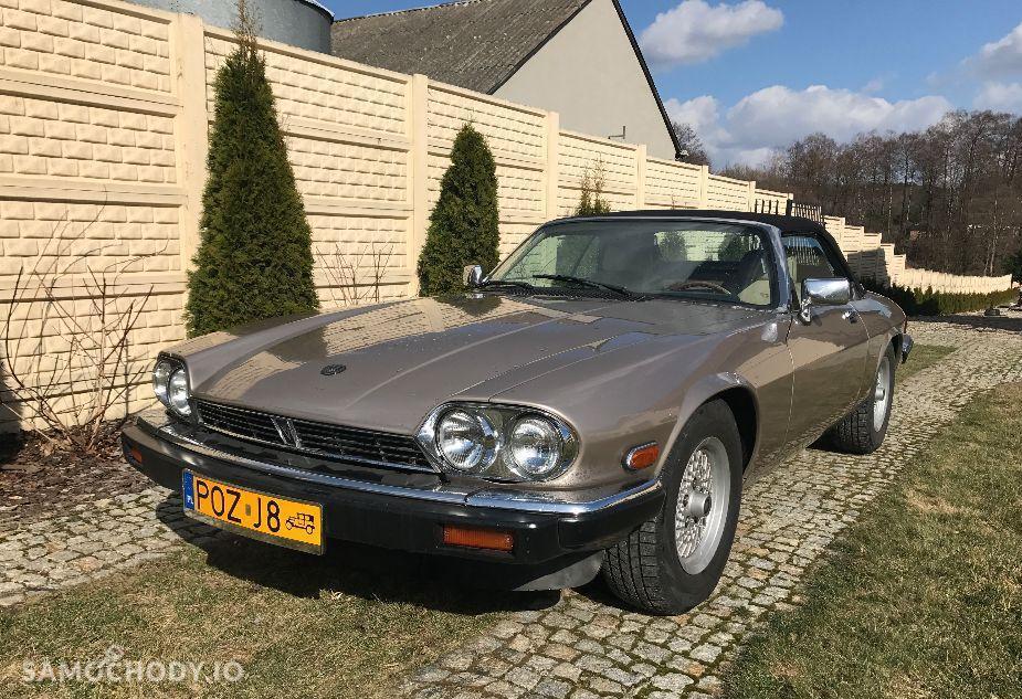 Jaguar XJSC zabytek , 240 KM, sprowadzony z USA 1