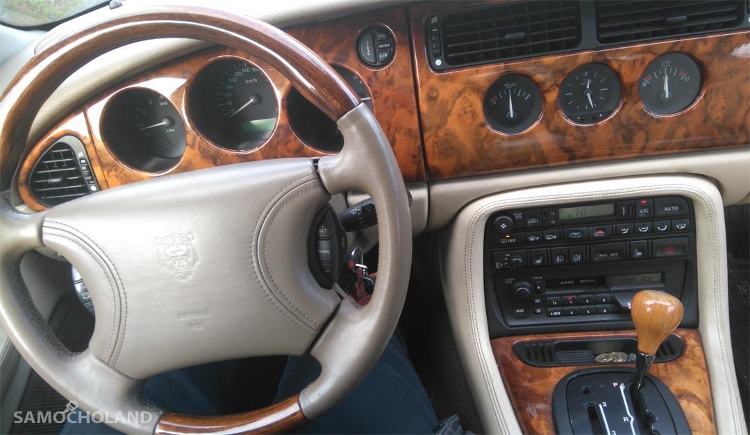 Jaguar XK I (1997-2006) Jaguar XK 8 / ZAMIANA 4x4  , limuzyna , jacht wędkarski kabinowy 56
