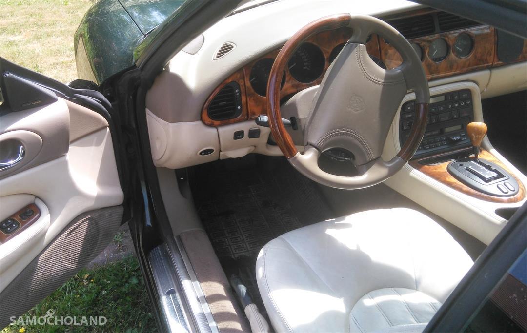 Jaguar XK I (1997-2006) Jaguar XK 8 / ZAMIANA 4x4  , limuzyna , jacht wędkarski kabinowy 16