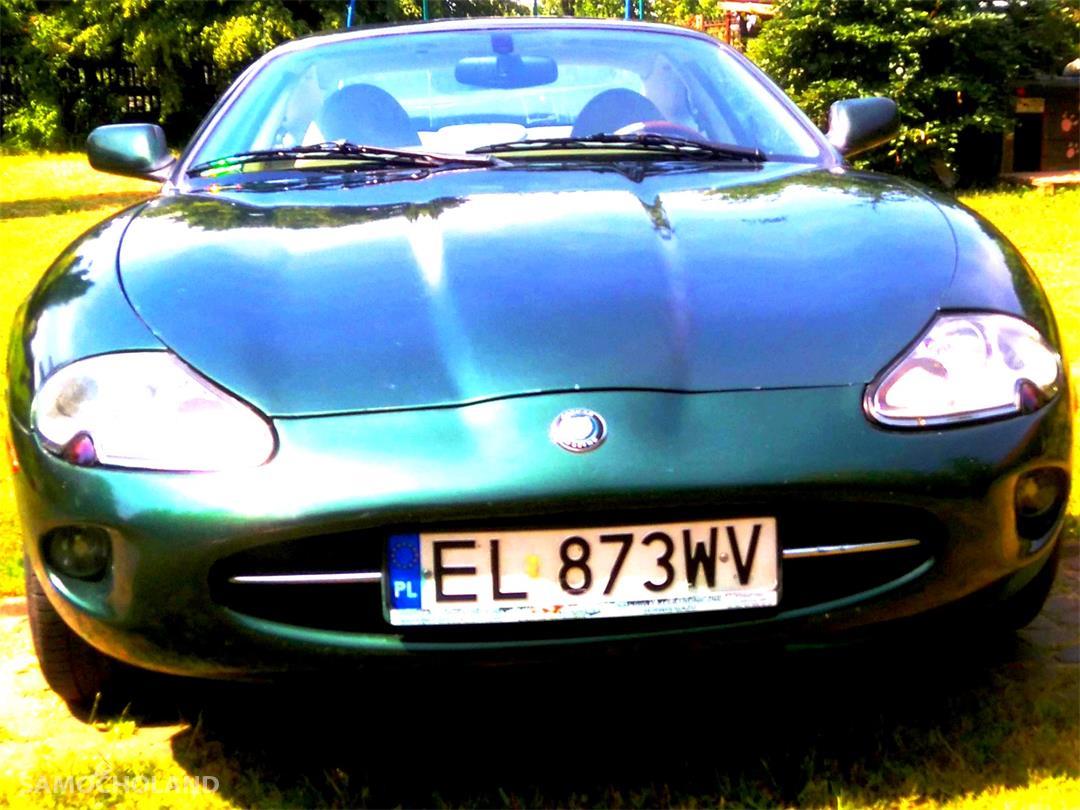 Jaguar XK I (1997-2006) Jaguar XK 8 / ZAMIANA 4x4  , limuzyna , jacht wędkarski kabinowy 11
