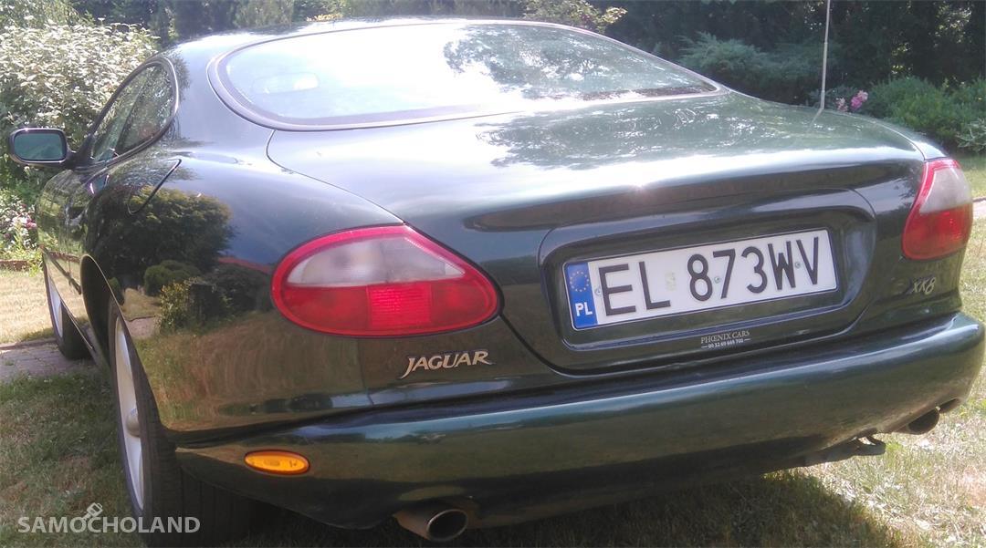 Jaguar XK I (1997-2006) Jaguar XK 8 / ZAMIANA 4x4  , limuzyna , jacht wędkarski kabinowy 2