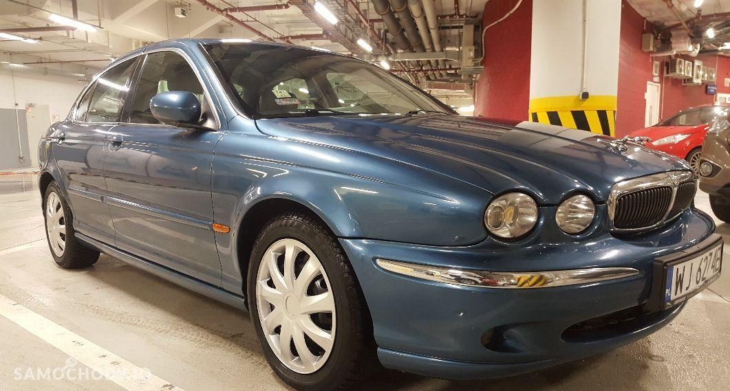 Jaguar X-Type +LPG , AUTOMAT, 4X4 stały 1