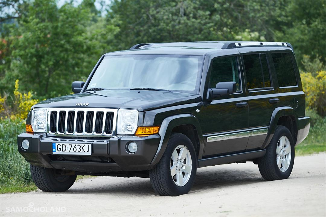 jeep Jeep Commander Jeep Commander 2006 , 3.7 V6 , Benzyna + LPG , SUV , 212 000 km
