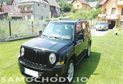 jeep patriot 140 km , serwisowany , bezwypadkowy