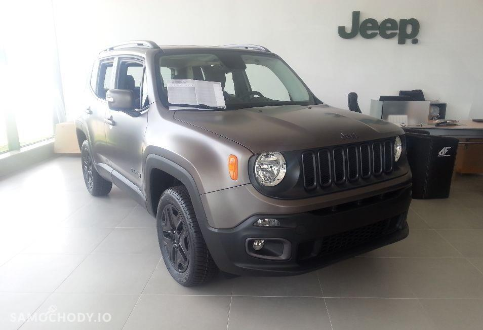 Jeep Renegade klima , przyciemniane szyby, system start-stop 1