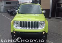 jeep Jeep Renegade Nowy Jeep Limited 1.4 MultiAir 140KM M6