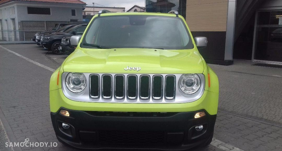 Jeep Renegade Nowy Jeep Limited 1.4 MultiAir 140KM M6 1