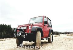 z miasta nisko Jeep Wrangler III (2006-) OffRoad Wciągarka Automat Niski przebieg
