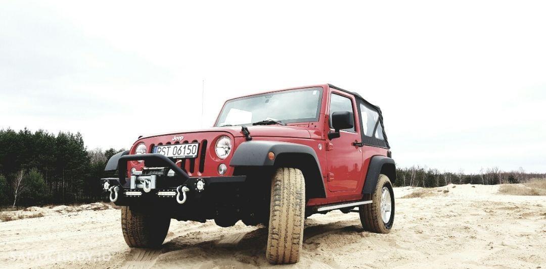 Jeep Wrangler III (2006-) OffRoad Wciągarka Automat Niski przebieg 1