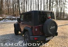 jeep wrangler iii (2006-) rubicon 2.8 177km 4x4 , 1 właściciel, salon polska