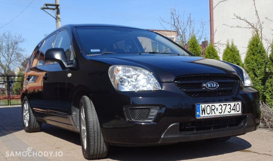 Kia Carens III (2006-2012) GPS , przyciemniane szyby , alufelgi 1